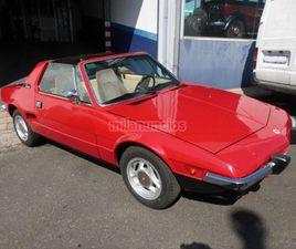 FIAT X19 128 SPIDER