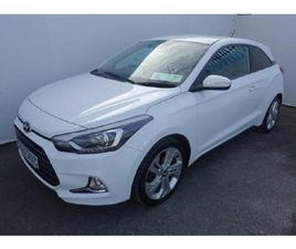 HYUNDAI I20 1.2 SPORT COUPE FINANCE WARRANTY N FOR SALE IN DUBLIN FOR €10,945 ON DONEDEAL