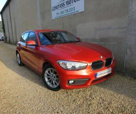 2016 BMW 1 SERIES 1.5D SAT NAV FOR SALE IN DUBLIN FOR €11950 ON DONEDEAL