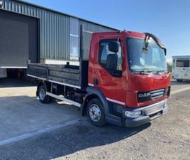 DAF LF TIPPER FOR SALE IN TYRONE FOR £13000 ON DONEDEAL