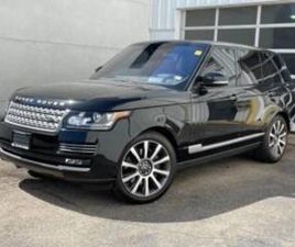 V8 SUPERCHARGED AUTOBIOGRAPHY SWB