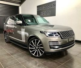 RANGE ROVER P400 E HYBRID AUTOBIOGRAPHY FOR SALE IN DUBLIN FOR €124,950 ON DONEDEAL