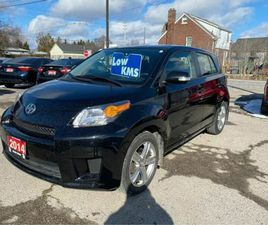 2014 SCION XD LOW KMS FINANCING 100% | CARS & TRUCKS | LONDON | KIJIJI