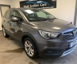OPEL CROSSLAND X 1.5 T D S/S ET BLU TECH LINE NAV FOR SALE IN LEITRIM FOR €18500 ON DONEDE