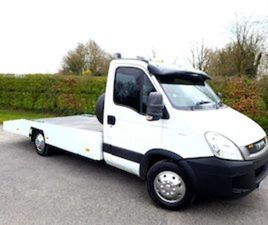 2012 IVECO DAILY 35S11 2.3 RECOVERY*DOE+ 1YR TAX FOR SALE IN MEATH FOR €10950 ON DONEDEAL