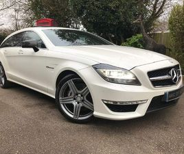 MERCEDES-BENZ CLS 5.5 CLS63 BLUEEFFICIENCY AMG SHOOTING BRAKE 7G-TRONIC PLUS (S/S) 5DR