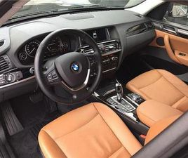 BMW X3 XDRIVE20 DIESEL 2015 NERO 2015