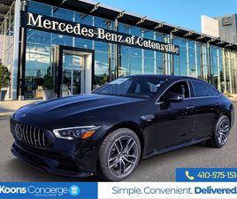 2021 MERCEDES-BENZ AMG GT 43 4MATIC