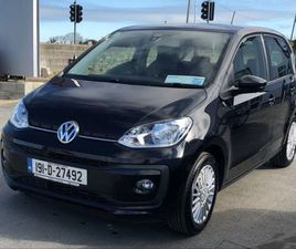 VOLKSWAGEN UP! UP MOVE UP 1.0 5DR 60HP 5DR FOR SALE IN DUBLIN FOR €11,950 ON DONEDEAL