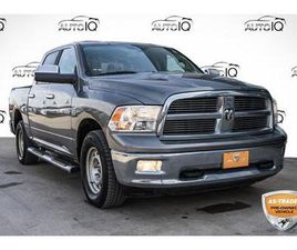USED 2012 RAM 1500 SLT AS TRADED SPECIAL | YOU CERTIFY, YOU SAVE