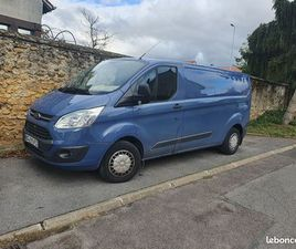 FORD CUSTOM 2.2 TDCI 90 000 KM