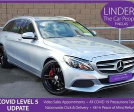 C300 DSL SELF CHARGE HYBRID *CONTACTLESS DELIVERY AVAILABLE*