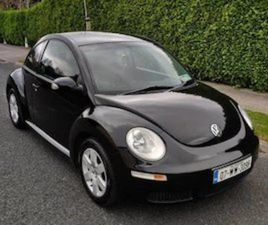 2007 VOLKSWAGEN BEETLE NCT TAX FOR SALE IN DUBLIN FOR €2500 ON DONEDEAL