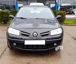 RENAULT MEGANE CONFORT AUTHENTIQUE 1.5DCI100