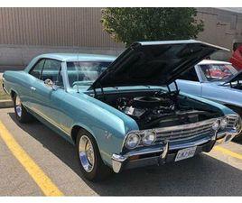 1967 CHEVROLET CHEVELLE | CLASSIC CARS | CITY OF TORONTO | KIJIJI