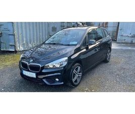 BMW 2 SERIES 218D GRAND TOURER 7 SEATS LOW MILEAGE