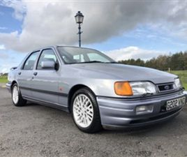 USED 1990 FORD SIERRA 2.0 SAPPHIRE RS COSWORTH 4D 201 BHP SALOON 37,605 MILES IN BLUE FOR