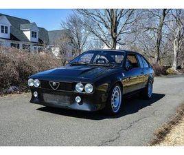 1984 ALFA ROMEO GTV6 COUPE