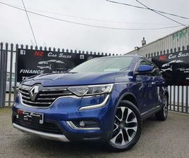 192 RENAULT KOLEOS AUTO, TOP SPEC, LIKE NEW FOR SALE IN DUBLIN FOR €29,950 ON DONEDEAL