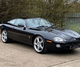 USED 2001 JAGUAR XKR 4.0 XKR 2D 370 BHP COUPE 77,000 MILES IN BLACK FOR SALE | CARSITE