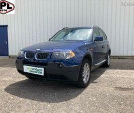 BMW X3 2.0D PREMIERE