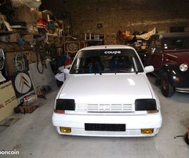 RENAULT 5 GT COUPE