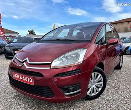 CITROEN C4 PICASSO 1.6 HDI110 FAP PACK AMBIANCE