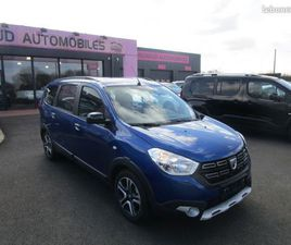 DACIA LODGY BLUE DCI 115 7 PLACES 15 ANS STEPWAY