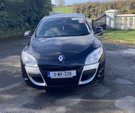 2011 RENAULT MEGANE FOR SALE IN WEXFORD FOR €3600 ON DONEDEAL