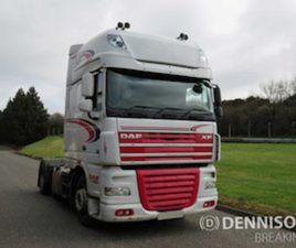 BREAKING DAF XF 105 460 FOR PARTS FOR SALE IN ANTRIM FOR £ ON DONEDEAL