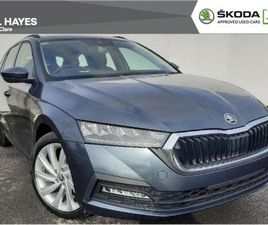 SKODA OCTAVIA AMBITION COMBI 18 ALLOYS 2.0 TDI FOR SALE IN CLARE FOR €32,950 ON DONEDEAL