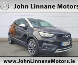 OPEL CROSSLAND X SE 1.2I 110PS AUTO FOR SALE IN WICKLOW FOR €18950 ON DONEDEAL