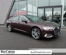 RED COLOR 2021 AUDI A6 PREMIUM PLUS FOR SALE IN FREEHOLD TOWNSHIP, NJ 07728. VIN IS WAUE8A