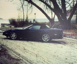 1988 CONVERTIBLE CORVETTE $12000 | CLASSIC CARS | BARRIE | KIJIJI