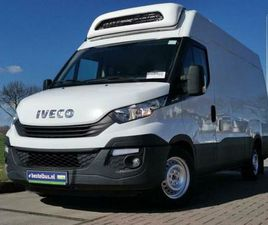 ② IVECO DAILY 35 S 16 FRIGO THERMOKING - CAMIONNETTES & UTILITAIRES