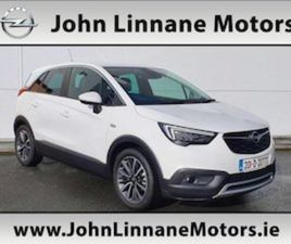 OPEL CROSSLAND X SE 1.2I 83PS FOR SALE IN WICKLOW FOR €20950 ON DONEDEAL