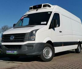 ② VOLKSWAGEN CRAFTER 35 2.0 TDI MAXI FRIGO CARIE - CAMIONNETTES & UTILITAIRES