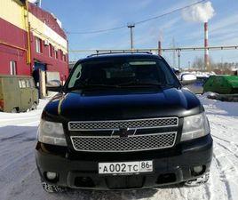 CHEVROLET TAHOE GMT900, ВНЕДОРОЖНИК 5 ДВ.
