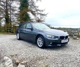 USED 2015 BMW 3 SERIES BUSINESS EFFICIENTDY ESTATE 121,000 MILES IN GREY FOR SALE   CARSIT