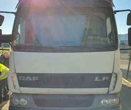 ② DAF LF 45/170 18 EURO PAL + TRANSPALLET - CAMIONS