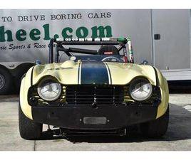1962 TRIUMPH TR4 RACECAR