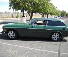 1972 VOLVO 1800ES FOR SALE