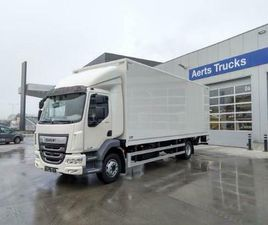 ② DAF LF 260 FA 16T - DAY CAB - AS-TRONIC - DAF CONNECT - CAMIONS