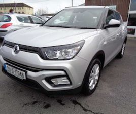 SSANGYONG TIVOLI ES 1.6 PETROL. FREE DELIVERY. FOR SALE IN LAOIS FOR €21995 ON DONEDEAL