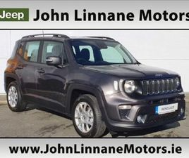 JEEP RENEGADE LONGITUDE 1.0 PETROL FOR SALE IN WICKLOW FOR €24,950 ON DONEDEAL