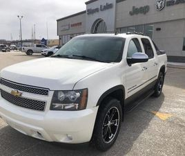 USED 2011 CHEVROLET AVALANCHE 1500 LTZ,LEATHER,SUNROOF,FULLY INSPECTED