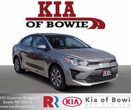 BRAND NEW GRAY COLOR 2021 KIA RIO S FOR SALE IN BOWIE, MD 20716. VIN IS 3KPA24AD2ME375926.