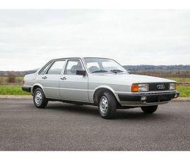 1981 AUDI 80 1.6 LS AUTO - £18,994