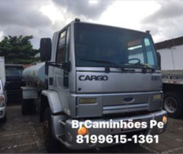 FORD CARGO 1317 ANO 2007 TANQUE