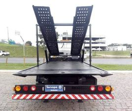 FORD CARGO 815 ANO 2012